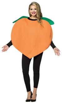 Peach Emoji Costume