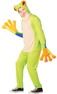 Adult Tree Frog Costume