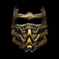 Mortal Kombat - Deluxe Scorpion Mask