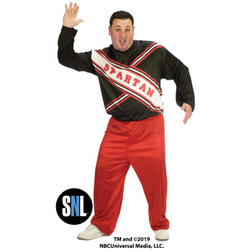 Spartan Cheerleader - Saturday Night Live Plus Size