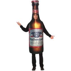 Budweiser Bottle Adult Costume