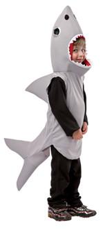 Sand Shark Toddler Costume 3T4T