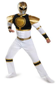 Power Rangers White Power Ranger