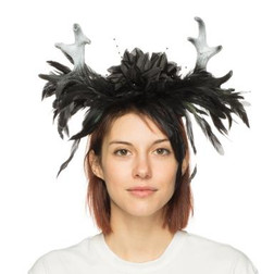 Gothic Antlers with Trim