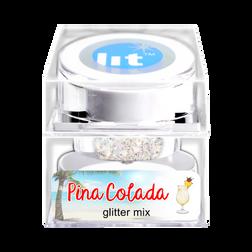 Pina Colada (Glitter Mix)- LIT Cosmetics