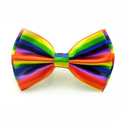 Rainbow(Straight) - Bow Tie