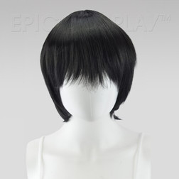Aether Black Wig at The Costume Shoppe Calgary