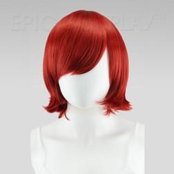 Chronos Dark Red Wig at The Costume Shoppe Calgary