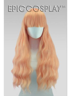 Iris Peach Blonde Wig at The Costume Shoppe Calgary