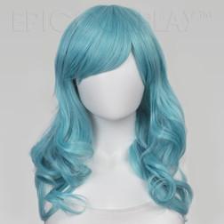 Hestia Anime Blue Mix Wig at The Costume Shoppe Calgary