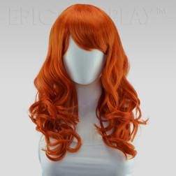 Hestia Autumn Orange Wig at The Costume Shoppe Calgary