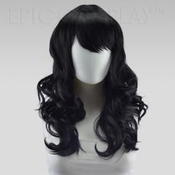 Hestia Black Wig at The Costume Shoppe Calgary