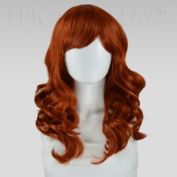 Hestia Copper Red Wig at The Costume Shoppe Calgary