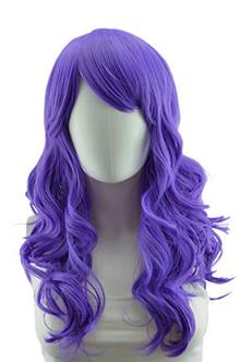 Hestia Purple Wig at The Costume Shoppe Calgary