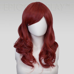 Hestia Apple Red Mix Wig at The Costume Shoppe Calgary