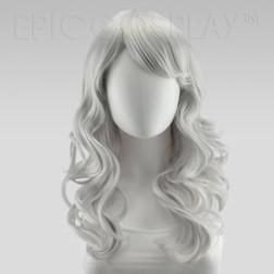 Hestia Silvery Grey Wig at The Costume Shoppe Calgary