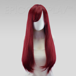 Nyx-Fusion Burgundy Red Wig at The Costume Shoppe Calgary