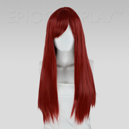 Nyx-Fusion Dark Red Wig at The Costume Shoppe Calgary