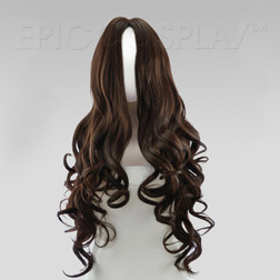Daphne Dark Brown Wig at The Costume Shoppe Calgary