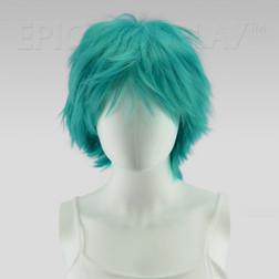 Apollo Vocaloid Green Wig at The Costume Shoppe Calgary