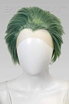 Hades Jade Green Wig at The Costume Shoppe Calgary