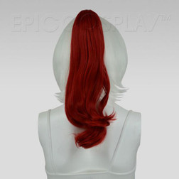 Epic Cosplay Pony Tail Dark Red