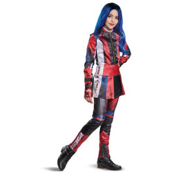 Children's Deluxe Evie Descendants 3 Costume