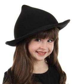 Modern Witch Hat Black