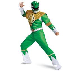 Power Rangers Green Power Ranger