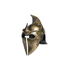 Gladiator Point Helmet - Gold