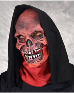 Red Death Full Mask