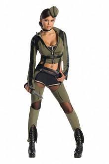 Amber Sucker Punch Fight Suit Costume