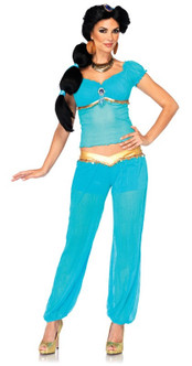 Jasmin Disney Ladies Costume