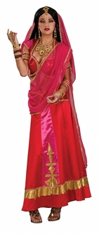 Bollywood East Indian Sari Costume