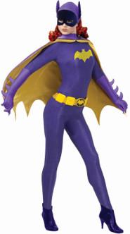 Deluxe Heritage Batgirl Costume