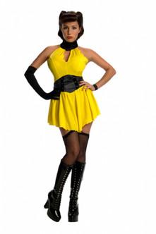 Sally Jupiter Watchmen Costume