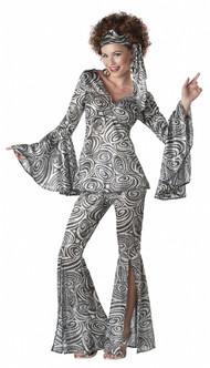 Foxy Lady 70s Disco Halloween Costume