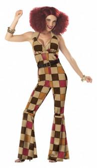 70s Disco Boogie Babe