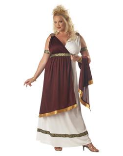 Roman Empress Plus Costume
