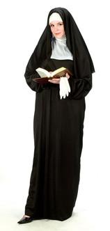 Mother Superior Nun, Plus Size