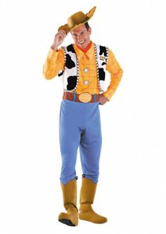 Woody Deluxe Toy Story Halloween Costume
