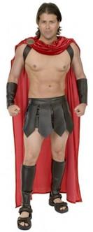 Classic Spartan Warrior Costume