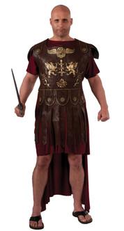 Roman Soldier Costume - Plus Size