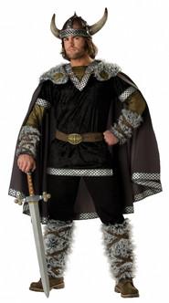 Viking Warrior Halloween Costume