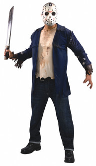 Jason Voorhees Friday the 13th Costume