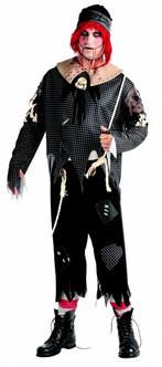 Men's Rag Doll Boy Costume