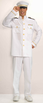 Captain Cruise Ship Halloween Costume