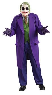 Deluxe Joker Dark Knight Costume - Plus Size