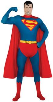 Superman 2nd Skin Costume