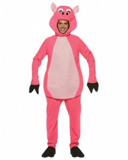 Pig Funny Adult Halloween Costume